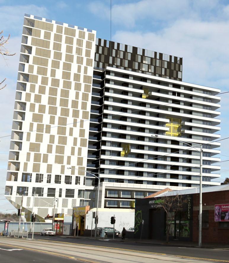 Equinox Apartments: Apartments In Flemington